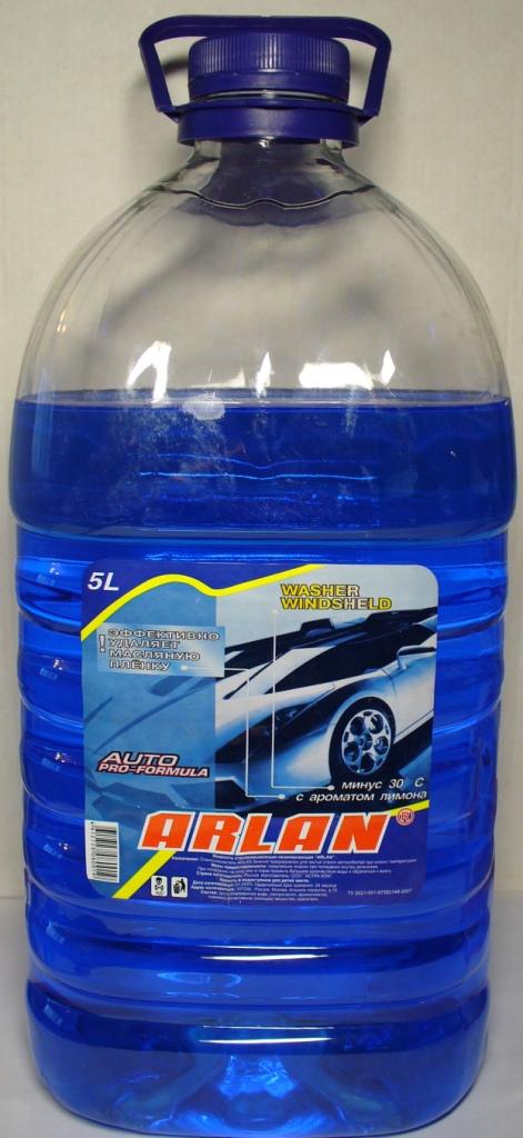 Незамерзающая жидкость для автомобилей своими руками